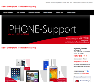 iPHONE-Support
