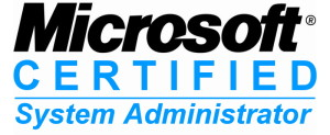 Microsoft Certified Administrator